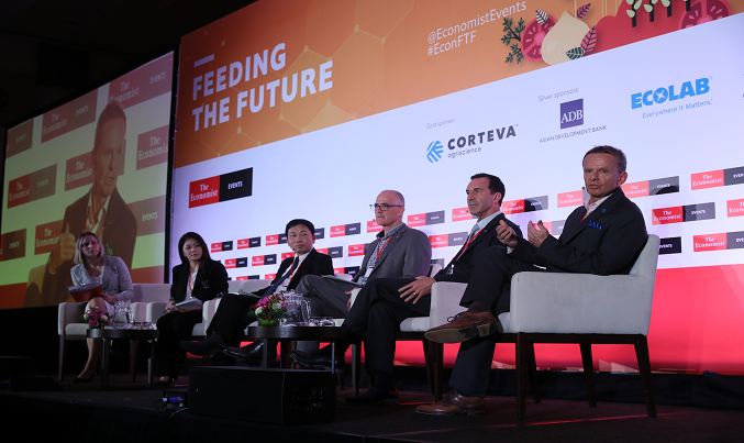Press Release: Feeding the Future Asia
