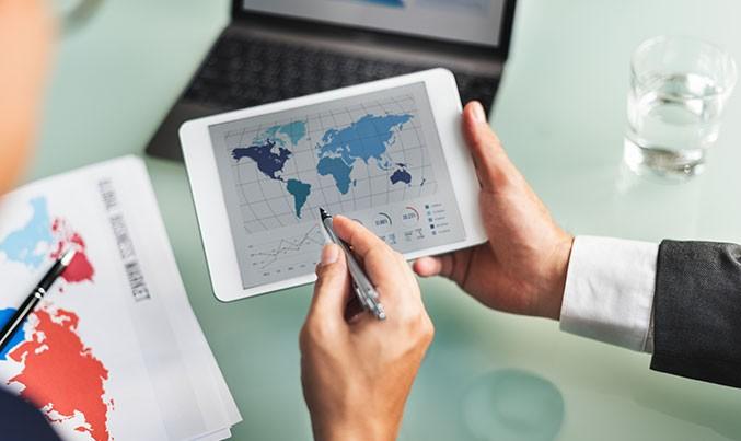 International Development at a Glance