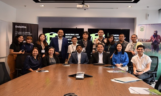 Deloitte and ASSIST join forces to prepare youths in Philippines with skills required for the Fourth Industrial Revolution